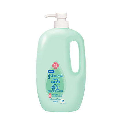 JOHNSON'S®baby moisture wash with shea & cocoa butter
